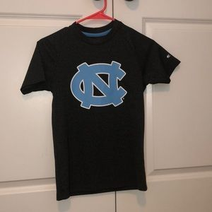 Grey North Carolina youth shirt